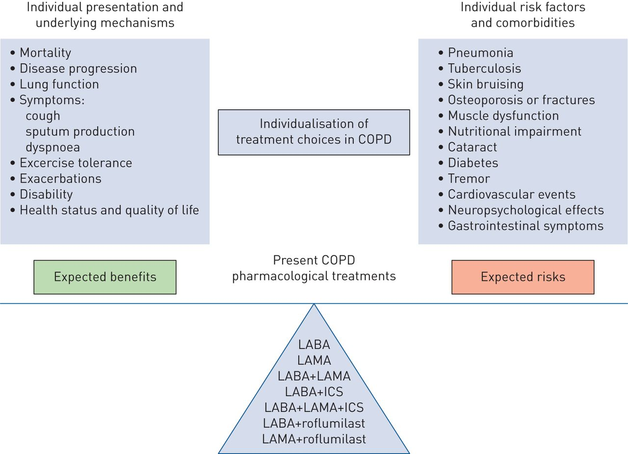 Precision medicine in COPD: where are we and where do we