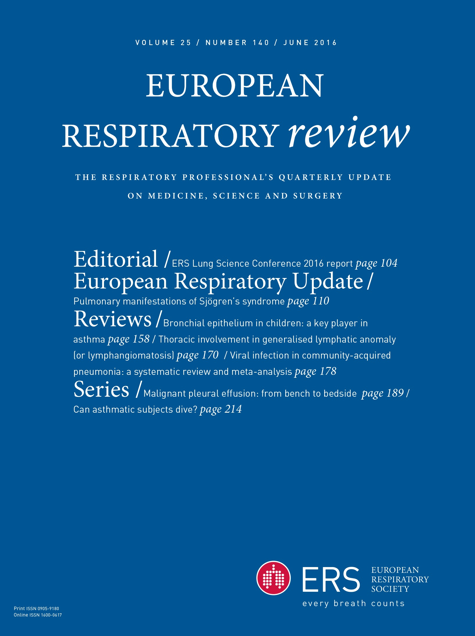 Management of sarcoidosis in clinical practice | European