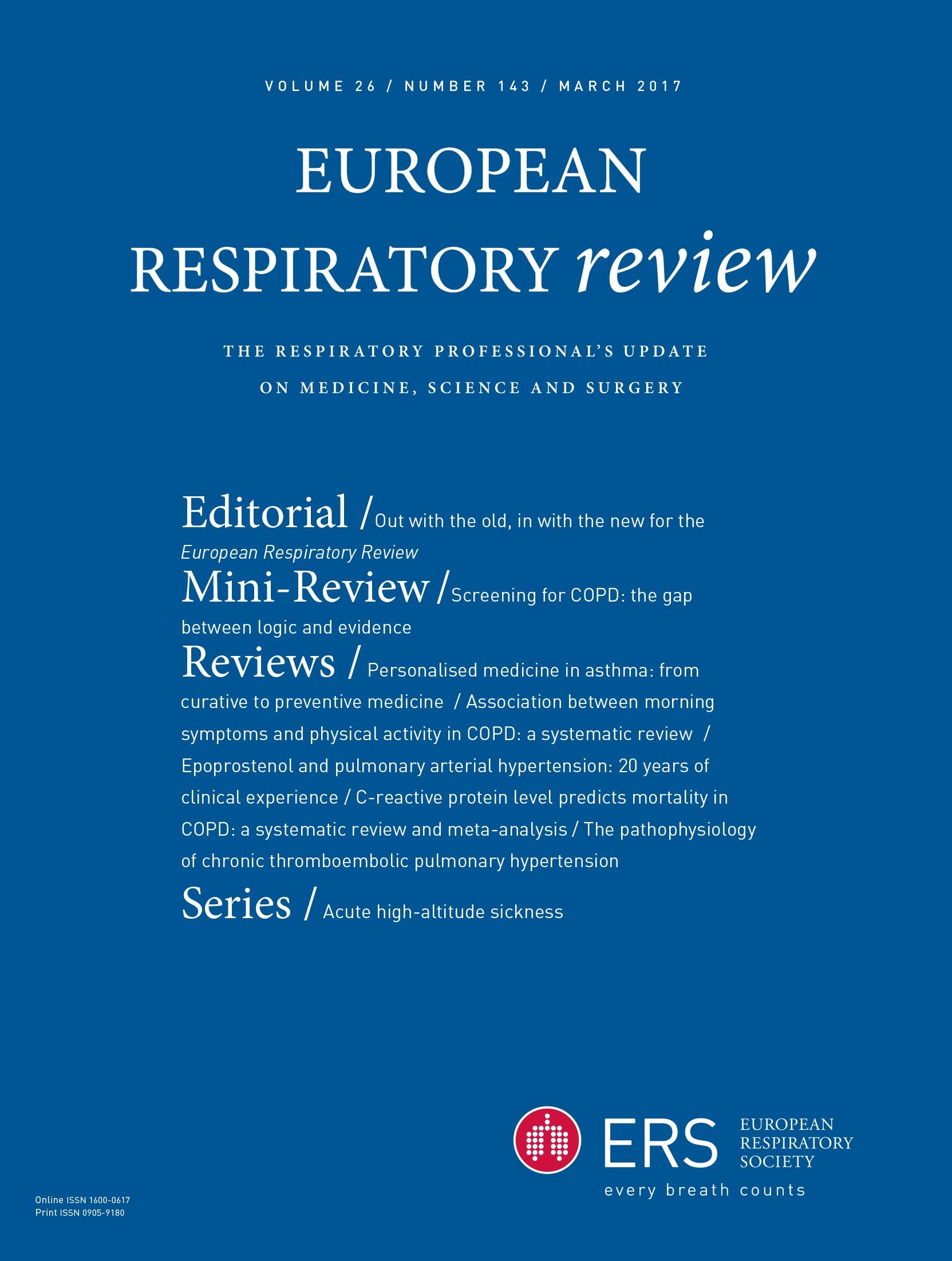 Acute high-altitude sickness | European Respiratory Society